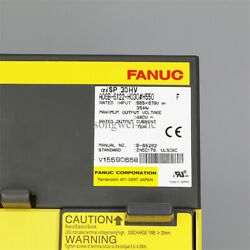 Used Fanuc Amplifier A06b-6122-h030 Is Test Ok With 90days Warranty