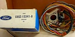Nos '68 Mercury Cougar, Ford Mustang And Ford Thunderbird Turn Signal Switch