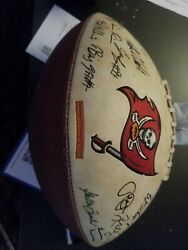 Tampa Bay Buccaneers Limited Edition Of 10,000 Football