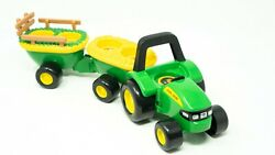 John Deere Tractor Bundle Toys Collection Vintage Rc2 See Photos