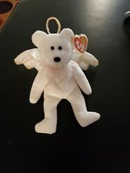Rare Ty Retired Beanie Baby Halo - Brown Nose, Mint Condition