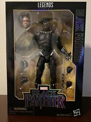 BLACK PANTHER Marvel Legends Series 12 Inch Action Figure