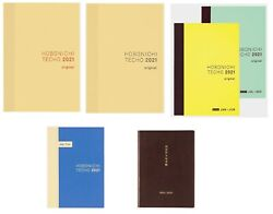 Hobonichi Techo 2021 Original A6 Planner Diary Notebook 5 types Japan $28.24
