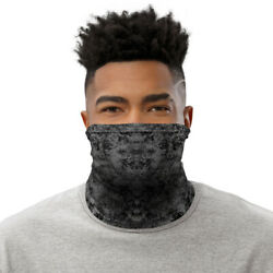 NEW Panther Gray Face Mask Neck Gaiter