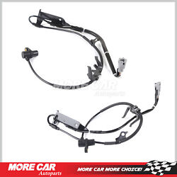 Fit Toyota Camry Avalon Lexus Abs Wheel Speed Sensor Front Left And Right Side