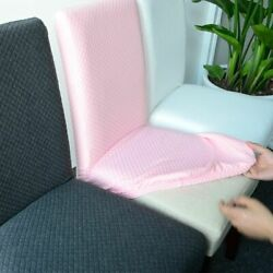 Super Thick Cotton Spandex Dining Chair Cover Stretch One Piece Universal Covers