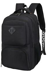Limited Edition Laptop Backpack For Adult Sturdy Waterproof Black $24.99