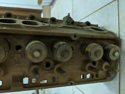 1967 Chevy Camel Hump Feulie Cylinder Heads 3917291 Used 67 Chevrolet 327 Hp Ss