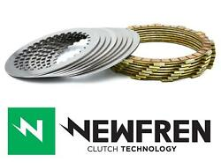 Newfren Friction And Steel Clutch Plate Kit To Fit Ktm 300 Xc-w 2t 14-20