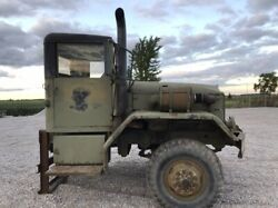 M54 5 Ton Military Parts Truck Rockwell Axle Frame Cab