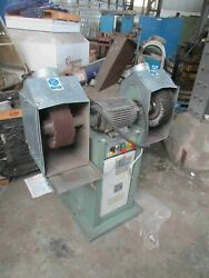 Surtech 40 Polishing And Buffing Twin Head / More Machines For Sale