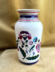 Vintage Hand Painted Vase Made In Greece