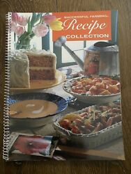 Vintage 1996 Successful Farming Recipe Collection Cook Book Cooking Cookbook