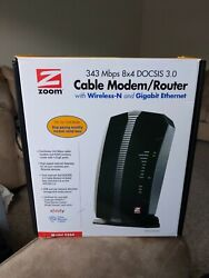 Zoom 5354 Cable Modem/router
