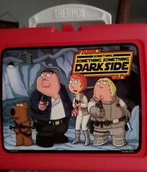 Family Guy Darkside Exclusive Lunch Box . With Blu-ray And Xl T-shirt . New