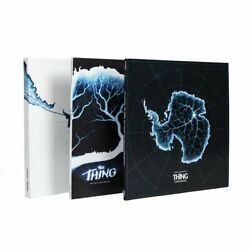 The Thing Original Motion Picture Score Rare Waxwork Records