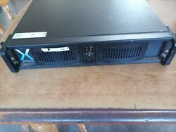 Exacqvision Ips-6000-r2 Ipcamera Server Includes Two 3tb Hdd