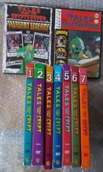 Tales From The Crypt Volume 1-7,tales From Cryptkeeper And New Tales Cryptkeeper