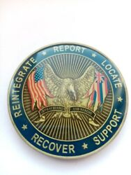 Challenge Coin U.s. Army Air Force Pacific Personnel Recovery Military Coins Usa