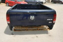 Bed Pickup Box 8and039 Box Without 5th Wheel Package Fits 13-18 Dodge 2500 Pickup 679