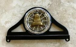 Automobile Club Of Southern California Good Roads License Plate Frame Topper Aaa