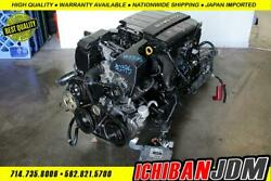 Toyota Altezza Is200 2.0l Dohc Beams 2000 Engine With Auto Trans Jdm 1g-fe