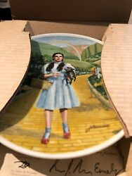 Knowles Vintage Wizard Of Oz Collectible Plates – Full Set