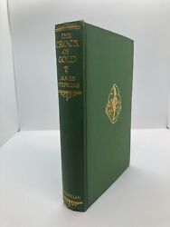 1926 The Crock Of Gold By James Stephens Color Illustrations