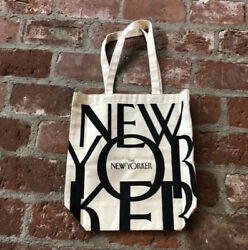 The New Yorker Tote Brand New and Sealed Original Edition Ship Internationally $35.99