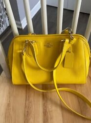 authentic gently used coach bag  $70.00