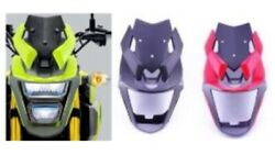 Custom Face Mask Maxnum Style Two Tone Color Made From Abs For Honda Msx Sf