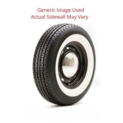 205/75r15 Load C Un203 Mastertack Tire With Red Line - Modified Sidewall 1 Tire