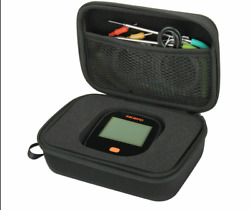 Digital Cooking Grill Wifi Thermometer + Carrying Case Outdoor Bbq Rechargeable