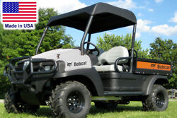 Roof For Bobcat 2200 / 2300 - Canopy - Soft Top - Withstands Highway Speed