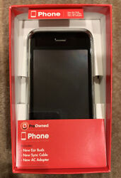 Apple Iphone 3gs 8gb Unlocked Pre Owned Mint Condition All Accessories