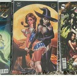 Grimm Fairy Tales - Oz Full Set 1-6. Various Artist Covers. 2013-2014