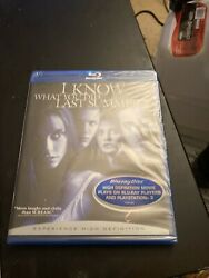 I Know What You Did Last Summer Blu ray by Jim Gillespie: New
