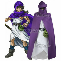 Dragon Quest V Hand Of The Heavenly Bride Hero Abel Outfit Cosplay Costume