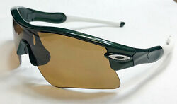 Oakley Sunglasses: Radar Range Straight Stem Green Bronze Polarized $89.99