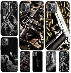 Gun Bullets Ak47 Cover Case For Apple Iphone 12 Pro Max Iphone 11 X Xr Xs 6 7 8