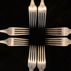 Towle Debussy Sterling Silverware Place-setting For Eight 8