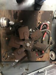 Davey 4500 Psi 4 Stage Air Compressor New Military Surplus Stored Dry