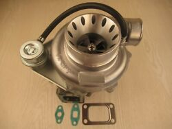 Universal Gt35 T3t4 T04e .70 A/r Compressor .48 A/r Hot T3 Billet Turbo Charger