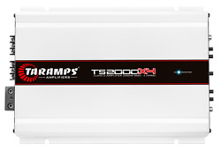 Taramps Ts 2000x4 2 Ohm Class D And Ships Same Day From Ohio + 1year Warranty