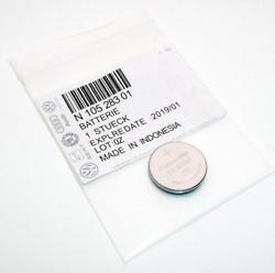 1x Lithium Coin Cell Battery For Audi Car Key Fob Remote Cr2032 N10528301