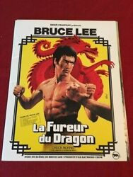 Bruce Lee Way Of The Dragon French Lobby Card Set. 16 Cards Mint Condition 1972
