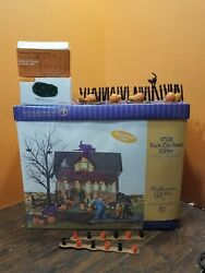 Extras Dept 56 55343 1031 Trick Or Treat Drive House Halloween Village Lemax Lot