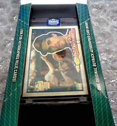⚾ 2020 Topps Archive Retired Padres Big 12 Benito Santiago Rare Sp 'd 2/2 ⚾