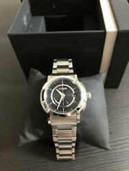 Citizen Cng72-0011 Stainless Steel Series 8 801 Eco-drive Solar Mens Watch