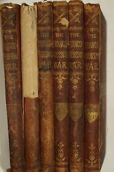 The Franco Prussian War Volumes 1 And 2 Books I Ii Iii Iv V And Vi Reference Book